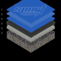 Акриловые покрытия Хард 5