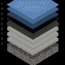 Акриловое покрытие Кушн 3