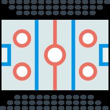 Строительство хоккейных коробок