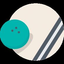 Спортивные наливные покрытия
